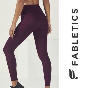 Fabletics High Waisted Powerhold leggings XXL